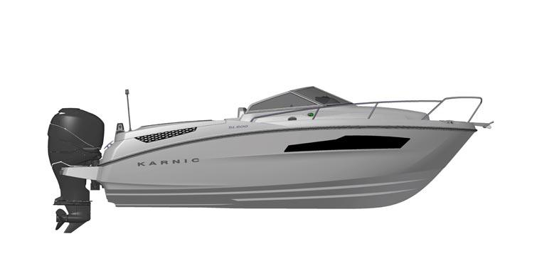 Karnic Walkaround Boote